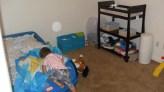 Carter's new room!