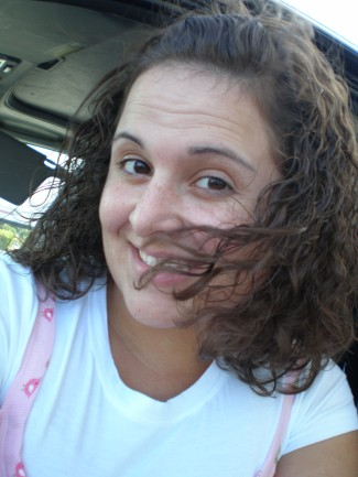 Thowback Wednesday... Back when I had a perm! #neveragain